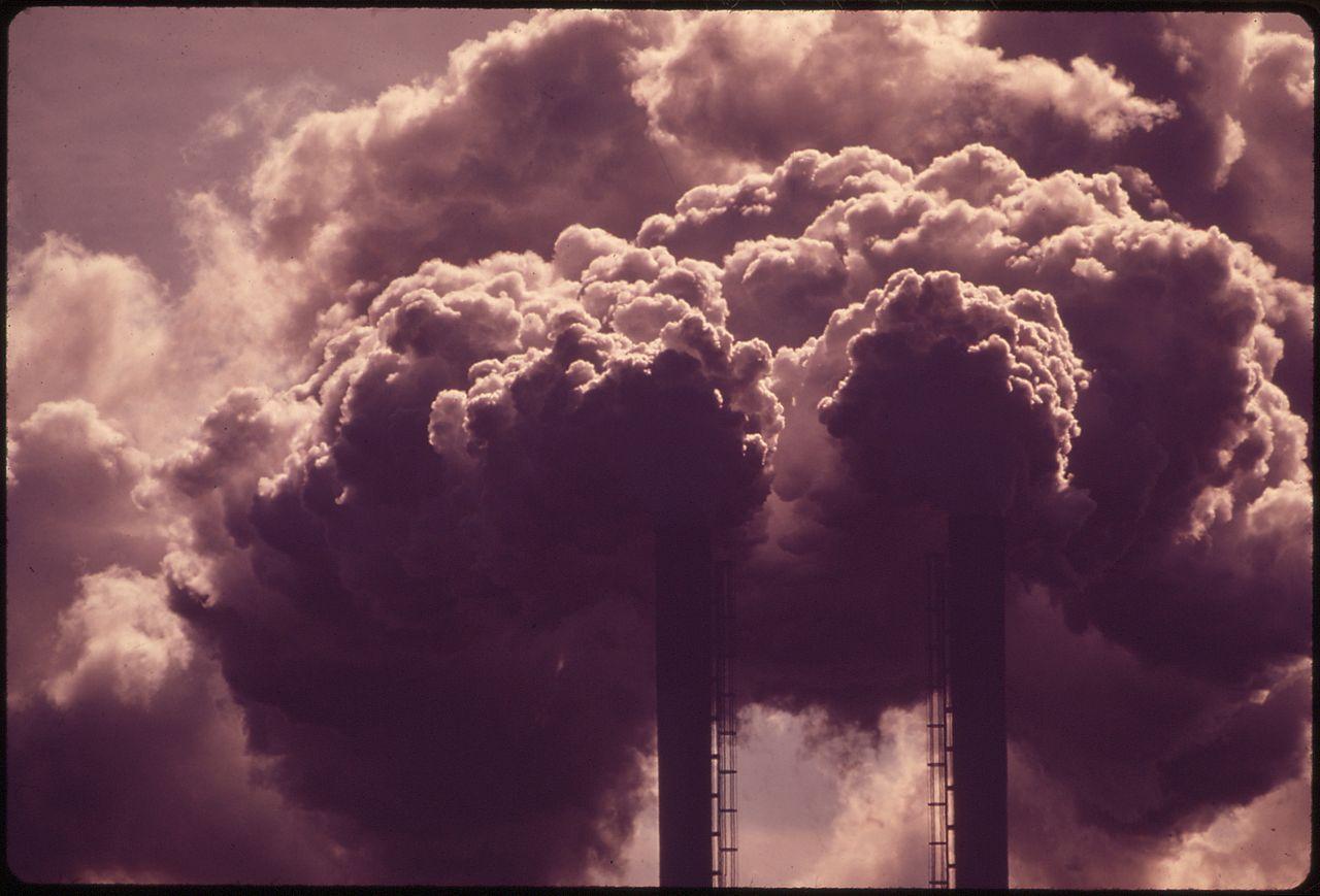 Smoke And Fume Industrial Fume Industrial Dangers