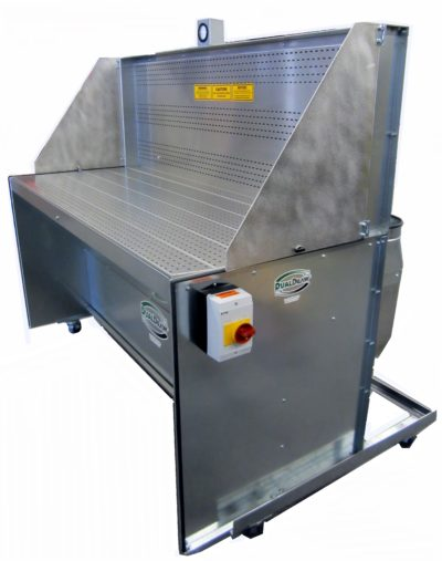 Industrial Dust Extractor Aluminum Dust Collector