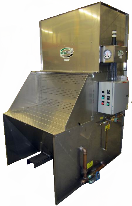 Dualdraw Wet Downdraft Tables Dualdraw