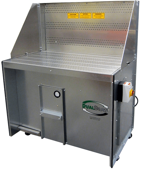 Downdraft Equipment Industrial Dust Collection Systems