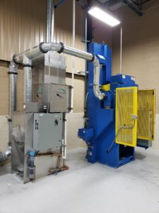 Stand-Alone Filtration Systems - Wet Scrubbers